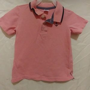 Cute Toddler Easter Polo